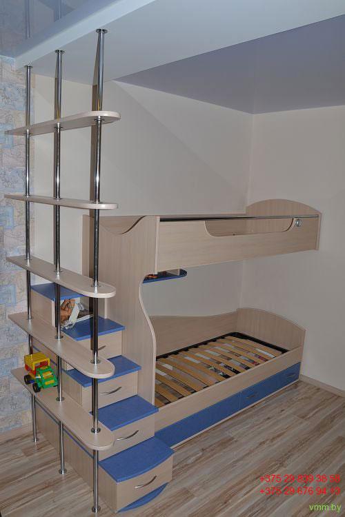 Перегородка для детской кровати своими руками