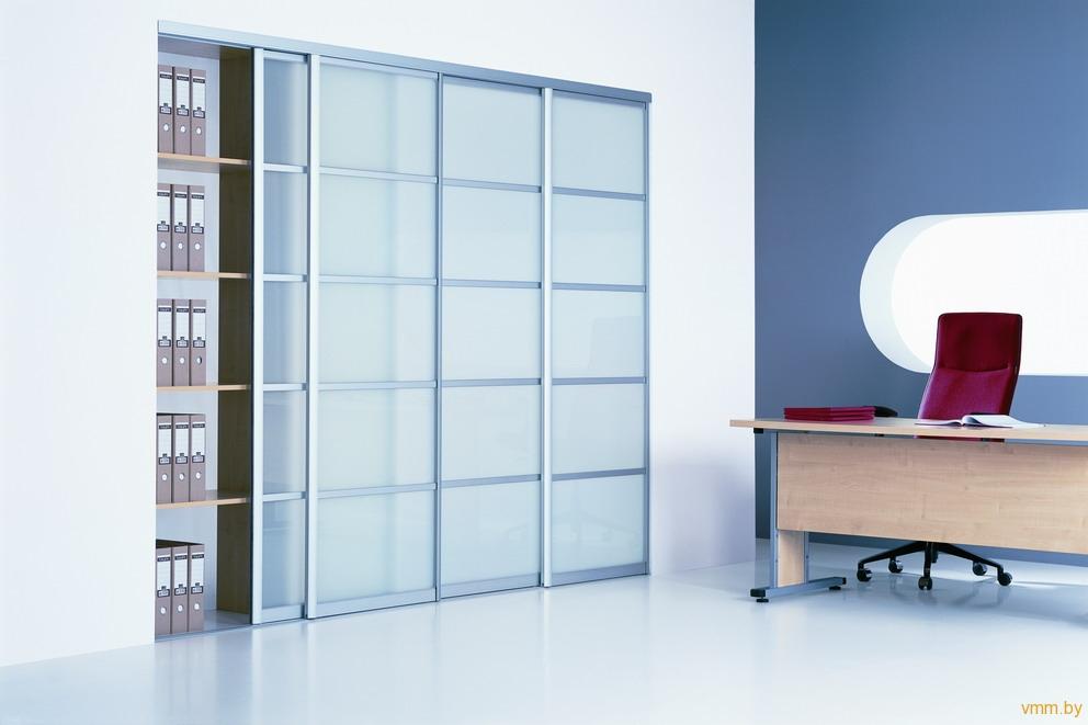 Двери-купе мебель на заказ в спб.